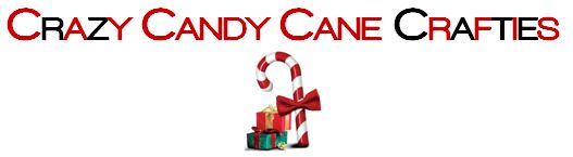 crazy candy canes crafties