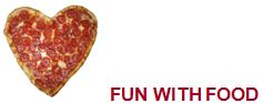 Valentine's Day: fun with food