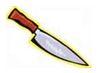 knife