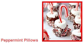 peppermint pillows