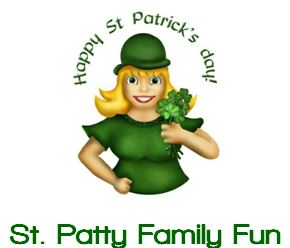 st patty family fun