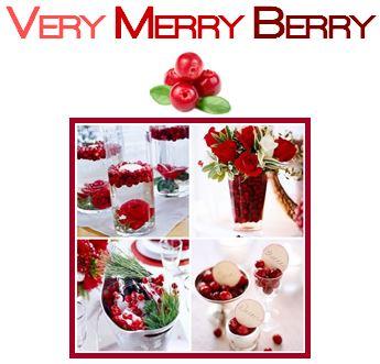 very merry berry