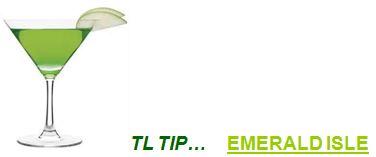 tl tip: emerald isle