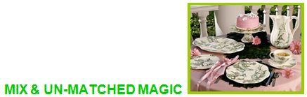 mix and un-matched magic