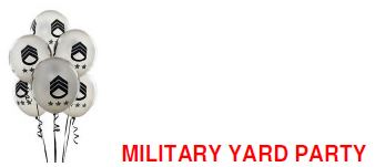 military yard party