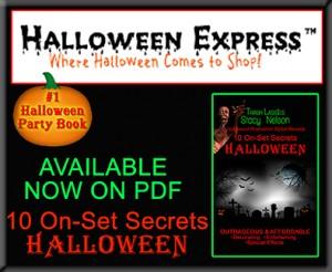 Halloween Express Ad