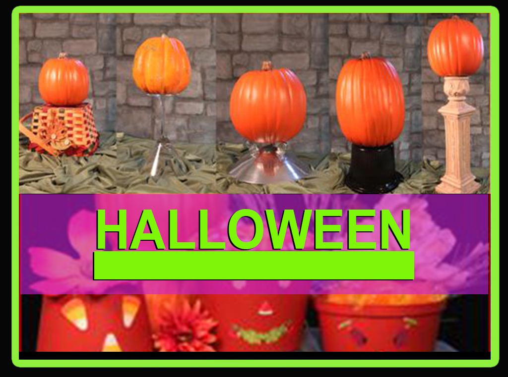Decorating, food, creative ideas for halloween