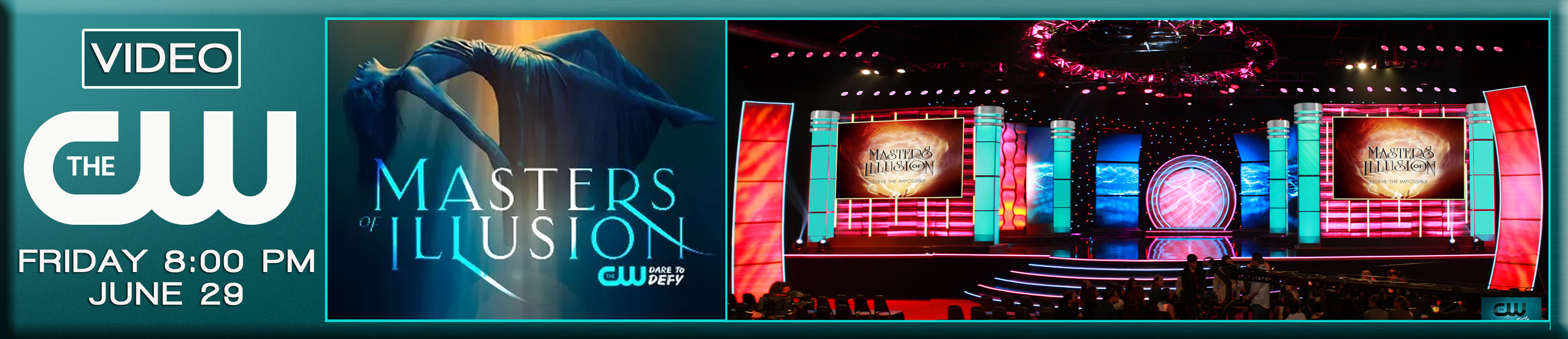 Masters of Illusion Las Vegas magic show